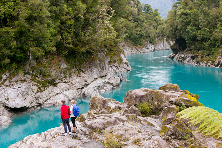 Hokitika-gorge-south-island-itinerary