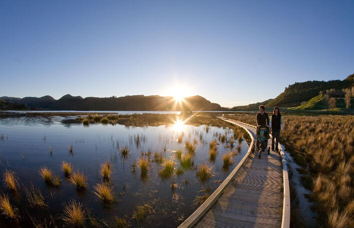things to do in rotorua in winter walking