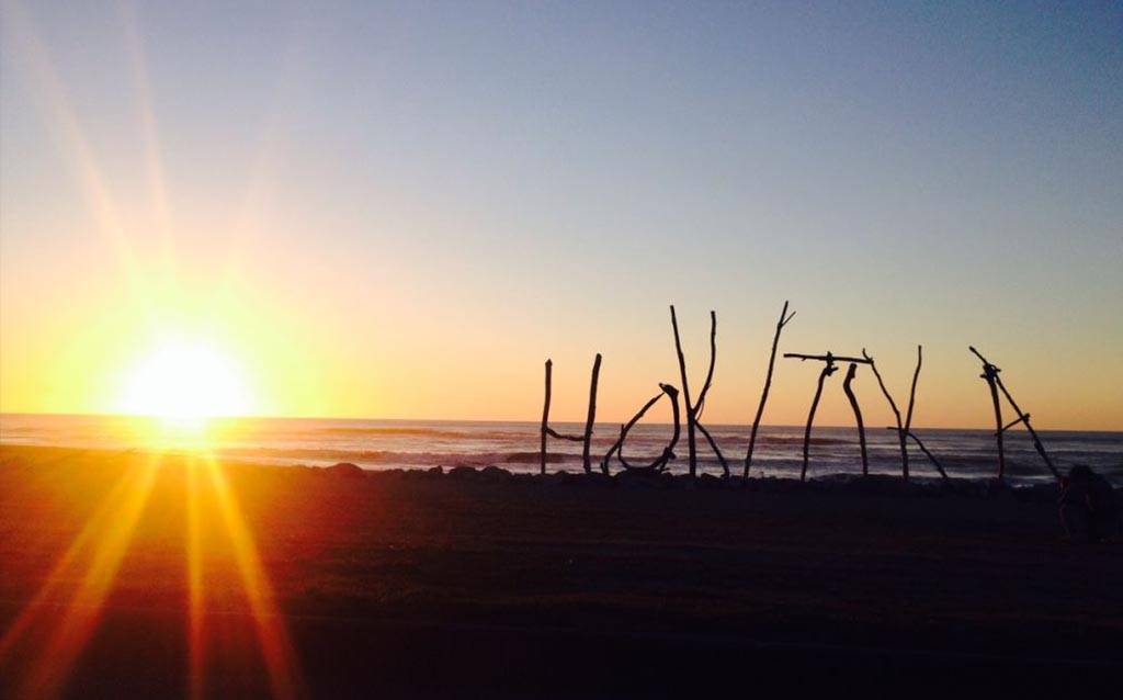 Places to visit in New Zealand -Hokitika-Beach-West-Coast