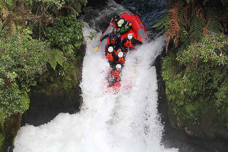 things to do on a rainy day in Rotorua river-rats