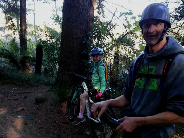 Rotorua Attractions -mountain-biking
