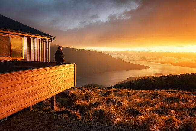 New Zealand Must Dos Luxmore Hut