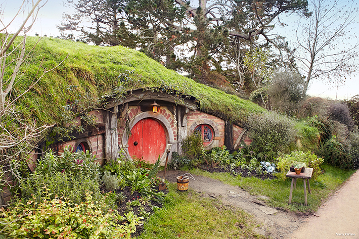 North Island family activities Hobbiton