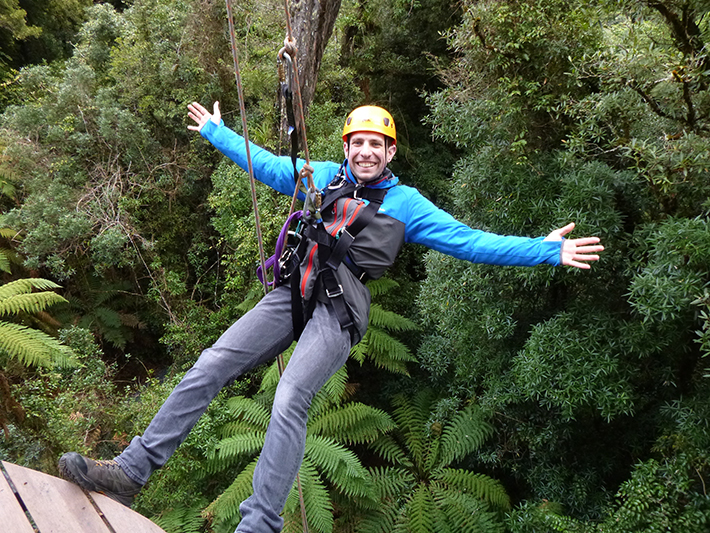 Rotorua activities Ultimate Canopy Tour