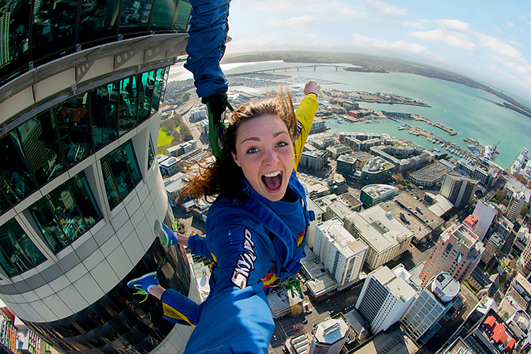 ultimate New Zealand bucket list skyjump